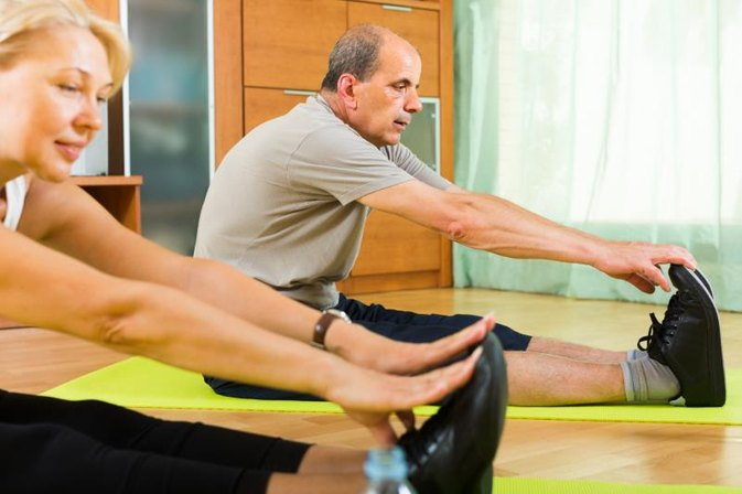 The Best Exercise DVDs for Seniors