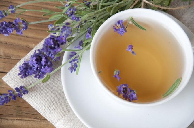 Effects of Lavender Tea
