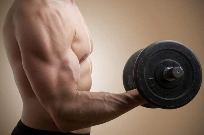 Biceps Curls That Won't Cause Tendonitis