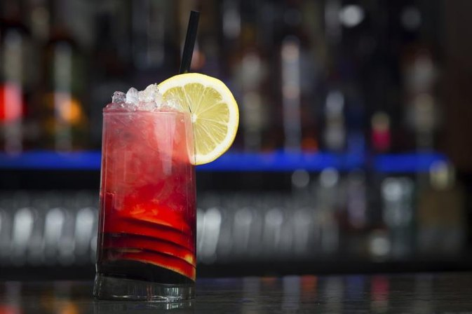 How Many Calories Are in Vodka & Cranberry Juice?