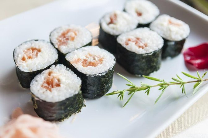 What Are the Benefits of Sushi?