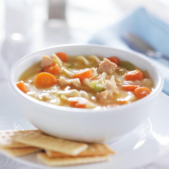 Diabetics & Chicken Noodle Soup
