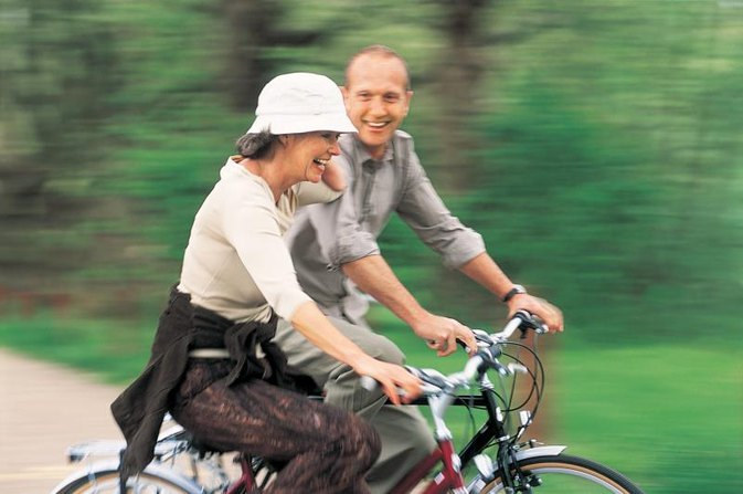 Cycling After a Hip Replacement