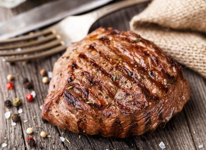 How to Grill a Beef Shoulder Fillet