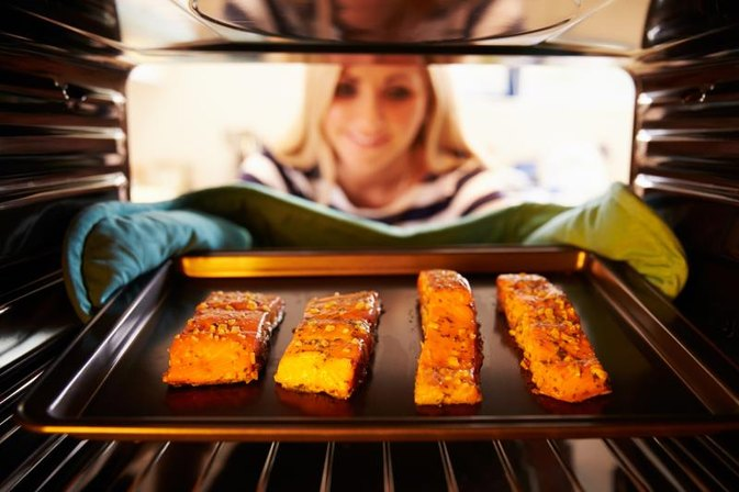 How to Cook Whiting in the Oven
