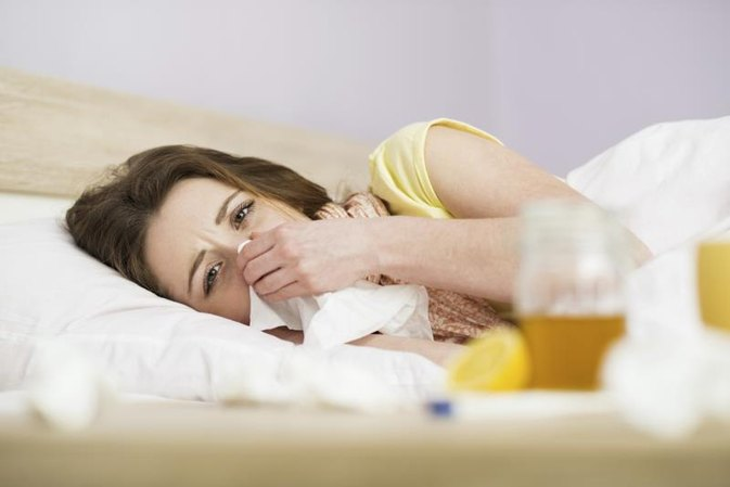 Flu Symptoms Without Nausea or Vomiting