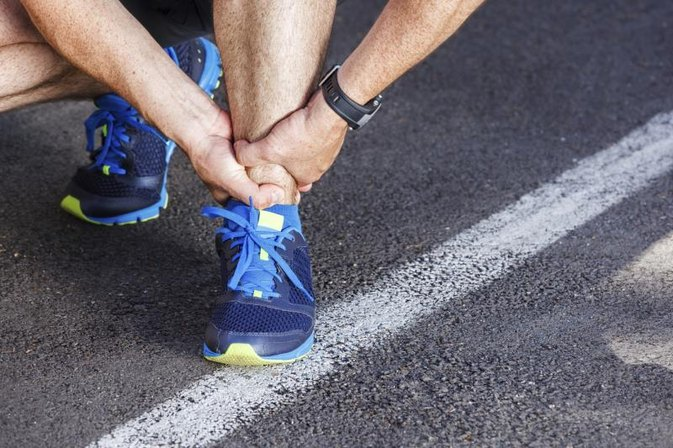 When Can I Restart Running After an Ankle Sprain?