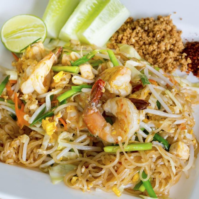 How Many Calories are in Thai Food?