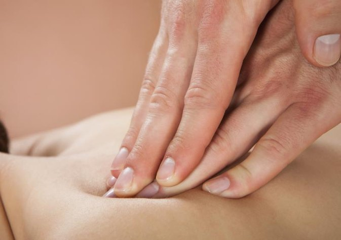 List of Acupressure Points
