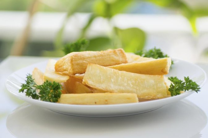 Is Cassava a Source of High-Calorie Foods?