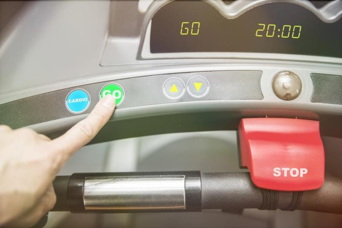 An Eating Plan for a Treadmill