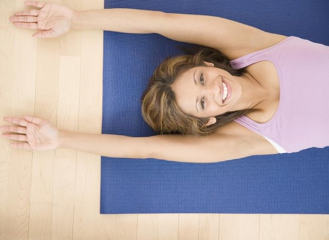 Yoga for a Shoulder Injury