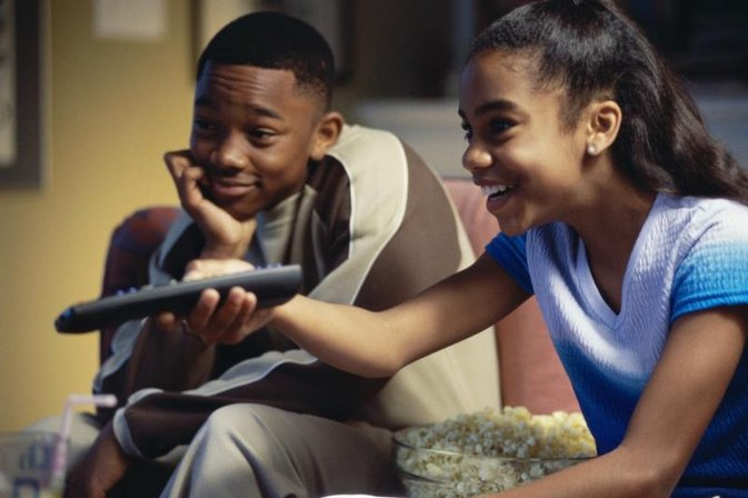 How TV Can Affect a Teen's Grades