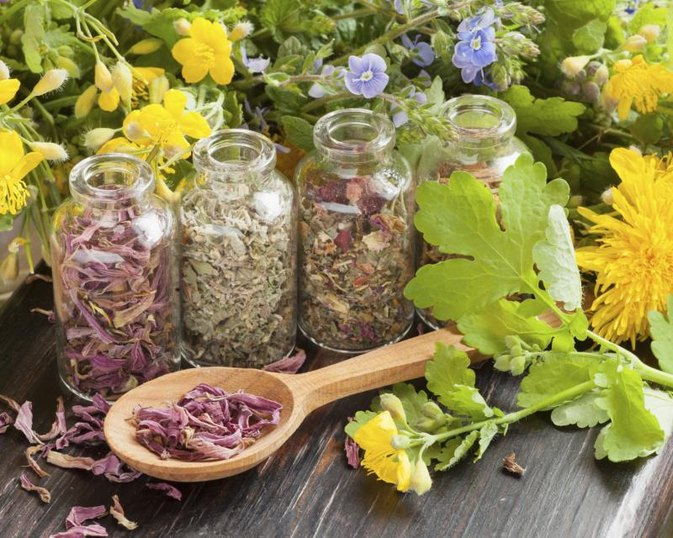What Is the Herb Burbur Used for in Detox?