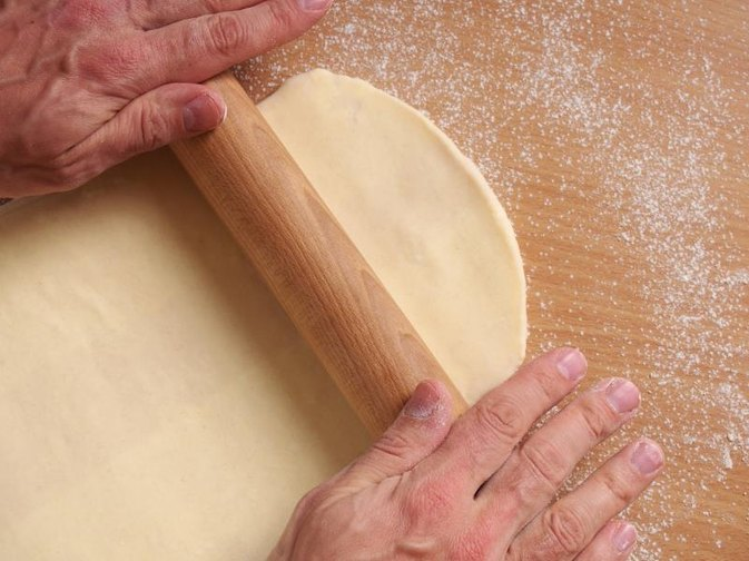 Nutritional Value for Puff Pastry