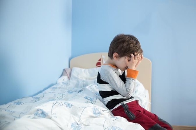 Stages of Sleep and Bedwetting
