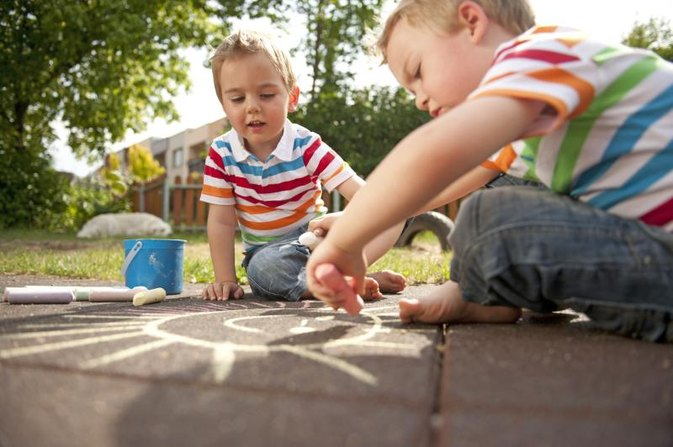 How to Teach the Value of Cooperative Play Through Children's Activities
