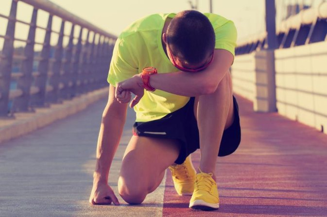 Stomach Pains After Running