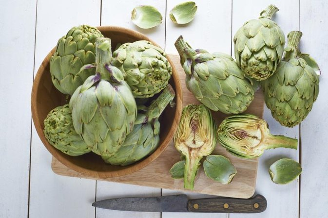 How to Prepare Artichoke Leaf Tea