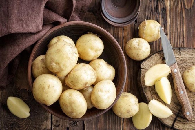How to Roast Mini Potatoes