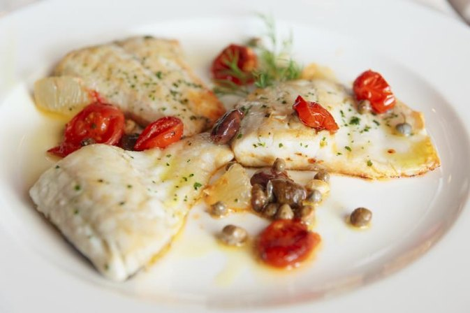 How to Poach Sea Bass