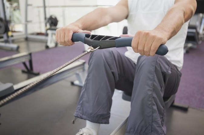 Rowing Machine Workout Plan