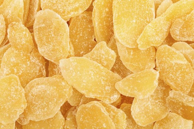 Is Crystallized Ginger Good for You?