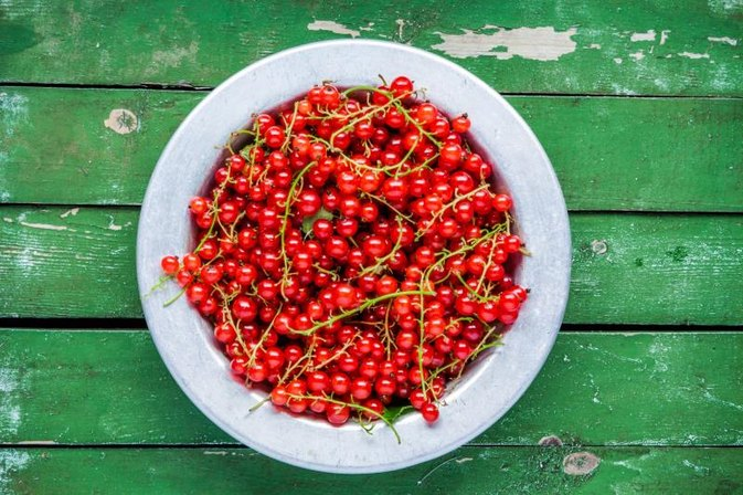 Nutritional Value of Dried Currants