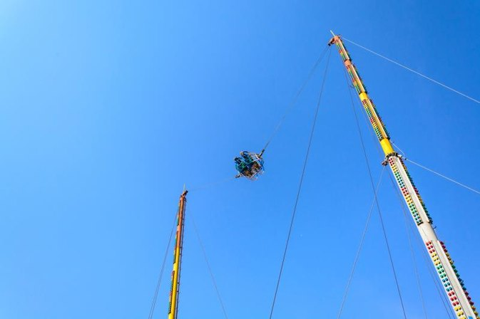 Places to Bungee Jump in Colorado