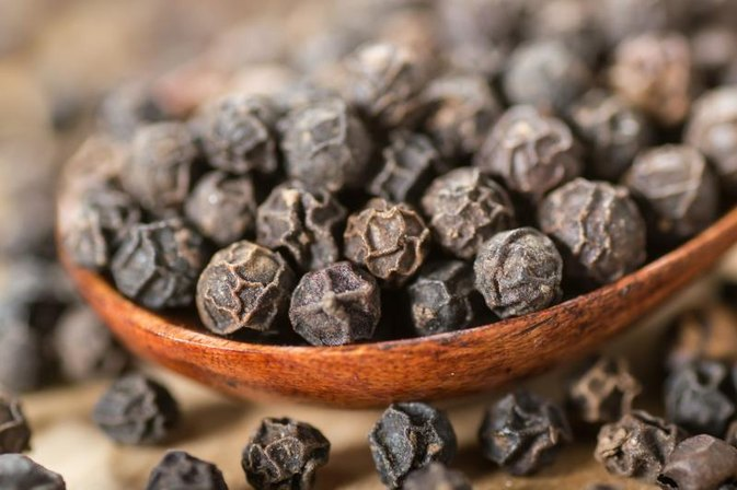 Black Pepper and Kidney Stones