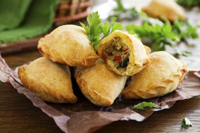 How Many Calories in Beef & Cheese Empanadas?