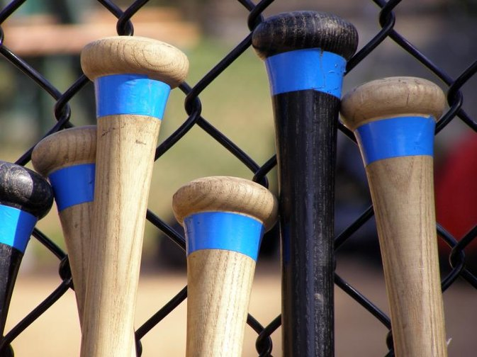 The Effects of Tape on Baseball Bats