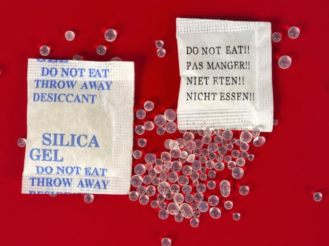 The Dangers & Risks of Taking Silica
