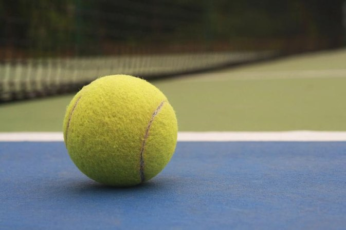 What Are Tennis Balls Made Out Of?