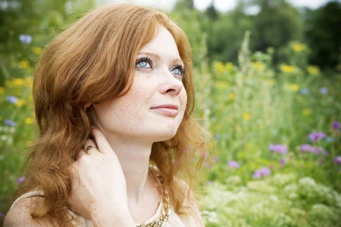 Skin Care Advice for Redheads