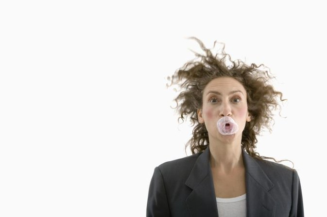 How Chewing Gum Relieves Stress