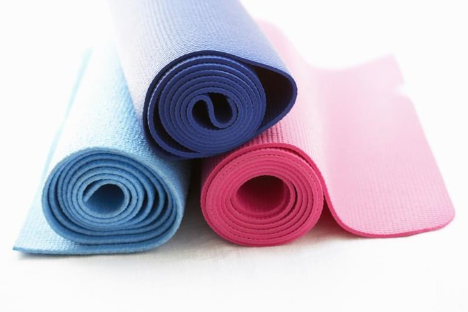 PVC Yoga Mat Safety