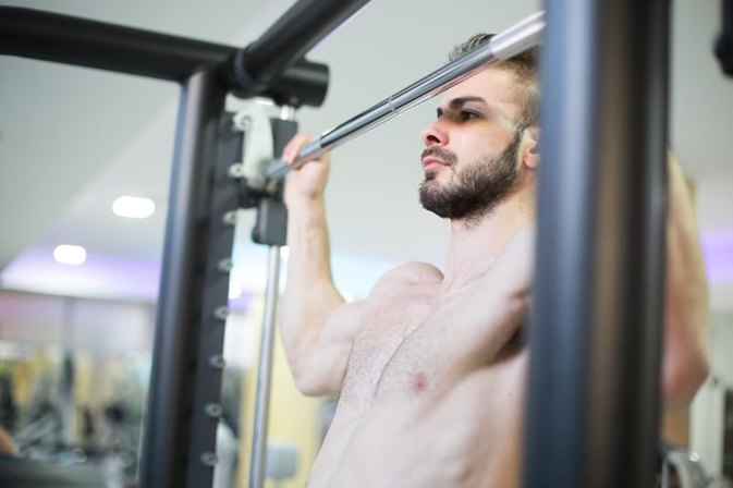 How Many Pull-Ups Can the Average Man Do?