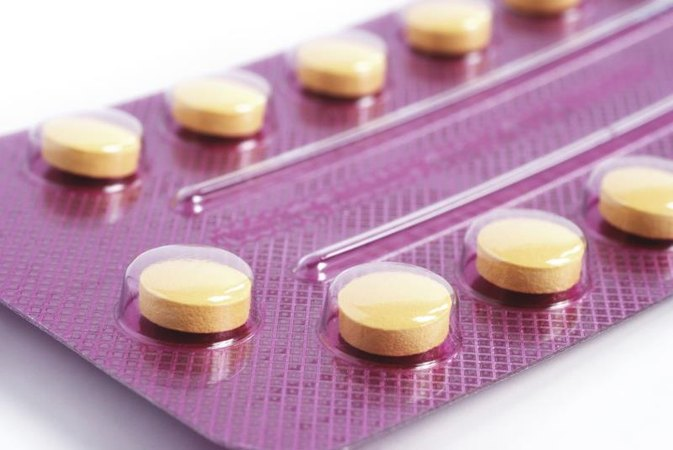 Does Fish Oil Interact With Birth Control?