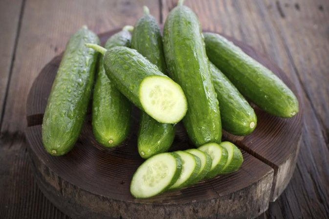 How to Grill Cucumbers