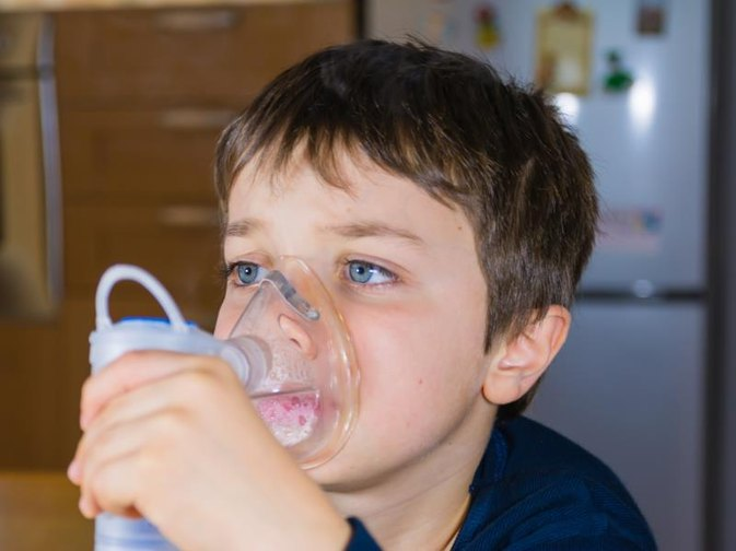 Treatment for Asthmatic Bronchitis