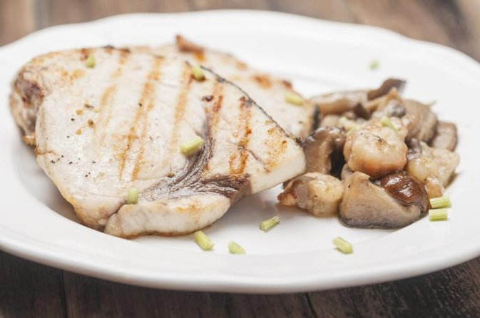 How to Broil Swordfish