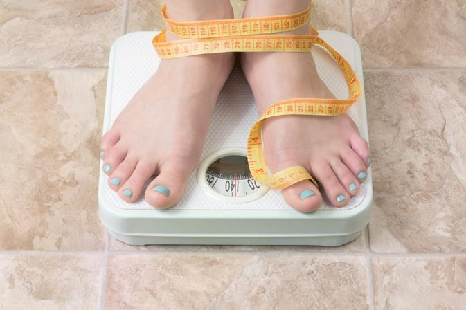How to Stop Being Obsessive About Weight Loss