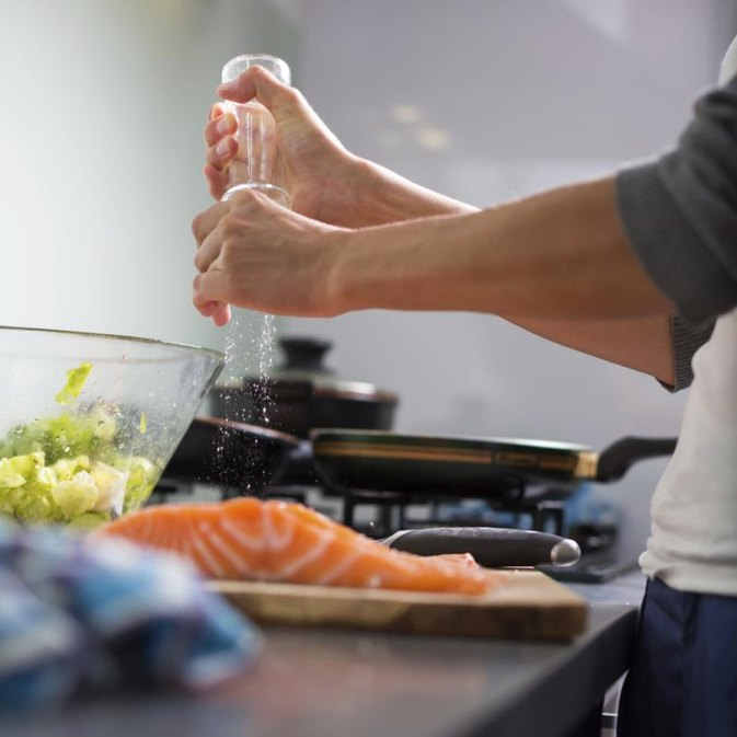 How to Cook Salmon to Be Reheated