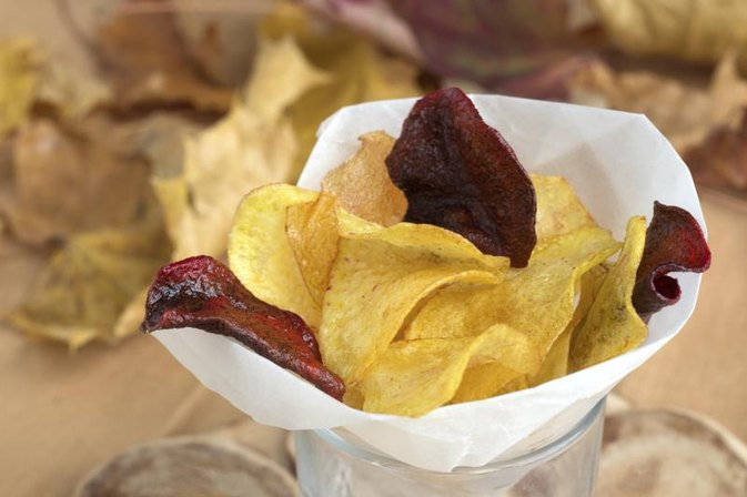 Are Veggie Chips Healthy?