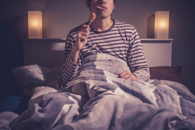 Why Shouldn't You Eat Late at Night?