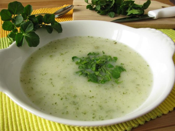 About the Watercress Soup Diet