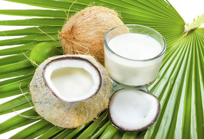 Nutritional Facts of Light Canned Coconut Milk