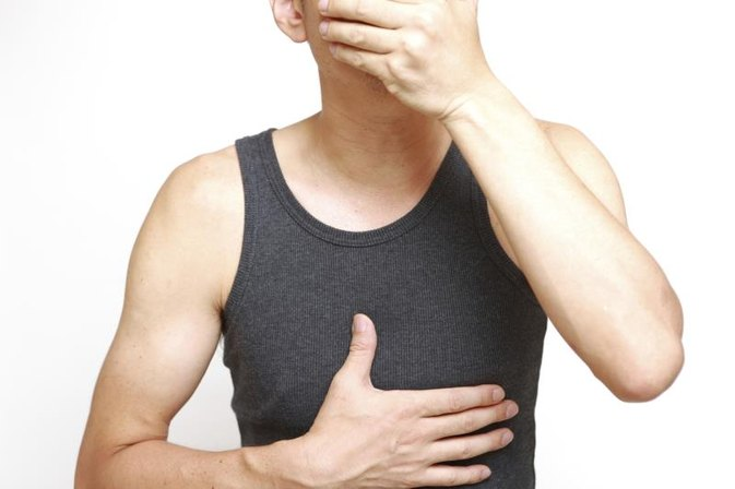 Esophageal Hernia Symptoms