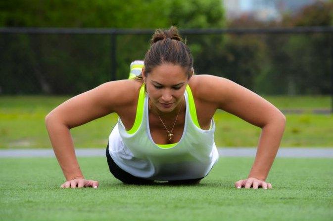 4 Week Body Weight Workout Program
